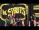 Chad Smith The Struts - Dancing in the Dark (07/14/18)