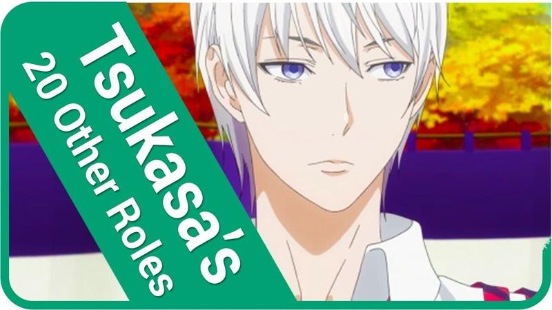 20 Roles with Same Voice Actor as Tsukasa Eishi from Shokugeki no Souma
