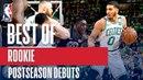 Best of NBA Rookie Postseason Debuts | Donovan Mitchell, Ben Simmons, Jayson Tatum, and More!