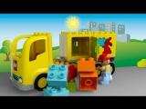 Конструктор LEGO DUPLO 10601 Желтый грузовик