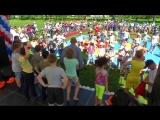 Детский спортиваный праздник в честь 80-летия самбо