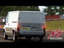 Assetto Mods The Top Gear Norschleife Van Challenge!