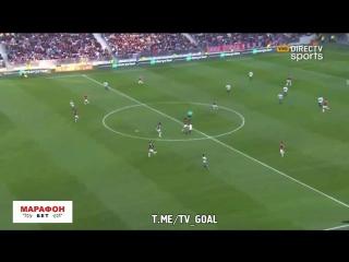 Ницца 0-3 Лион | Диас