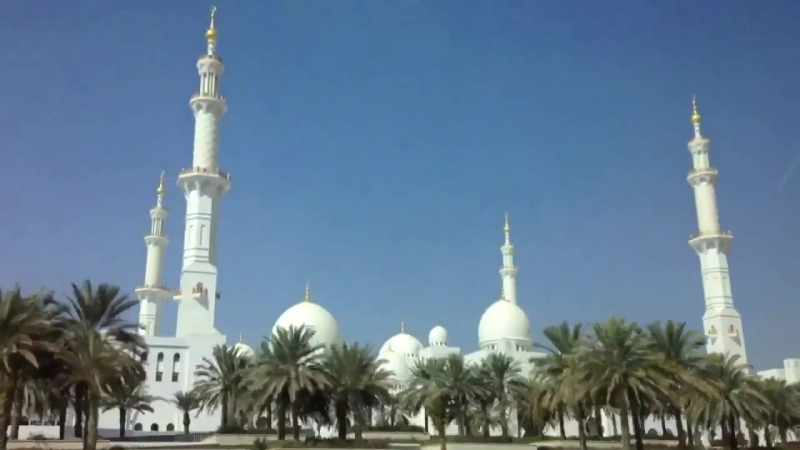 ОАЭ - Абу-Даби, Дубай