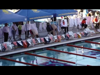 Men's 50 breast finals _ 2018 tyr pro swim series – santa clara