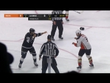 Gotta See It- Bieksa drops Andreoff with patented one-punch KO