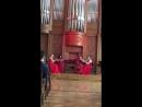 Ars Viva - фрагмент из мюзикла Призрак оперы
