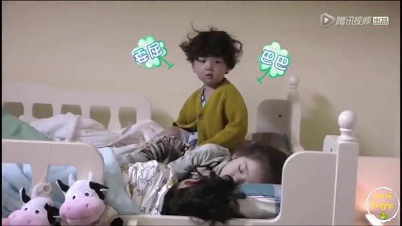 [GOT7]สามีในอนาคต แจ็คสันผู้อ่อนโยนต่อเด็ก Jacksonwang