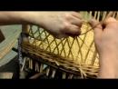 Плетение из лозы Кресло Мастер класс от Виталия Ларина ч 2 Wickerwork