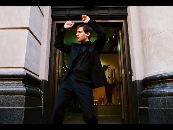 Питер Паркер под влиянием Симбиота: Человек паук 3 (Full HD 1080p)