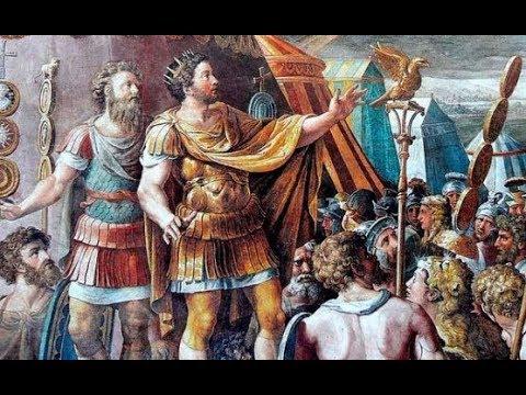 Римский император Константин Великий