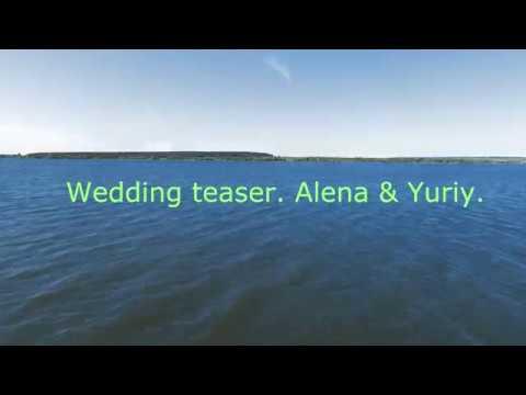 Wedding teaser Alena Yuriy