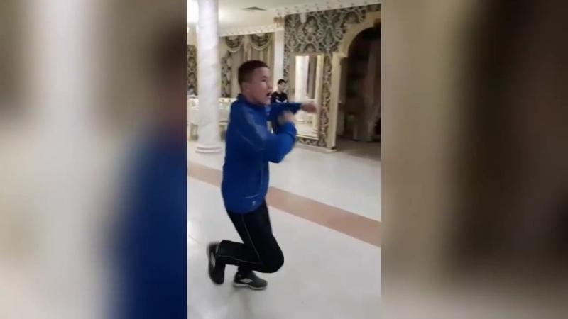 Боксеры Мангистау в Грозном
