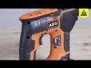 Обзор Перфоратор AEG BBH 12 Li-401C аккумуляторный
