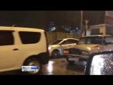 Массовое ДТП в #Сочи 6 автомобилей столкнулись на мокрой дороге