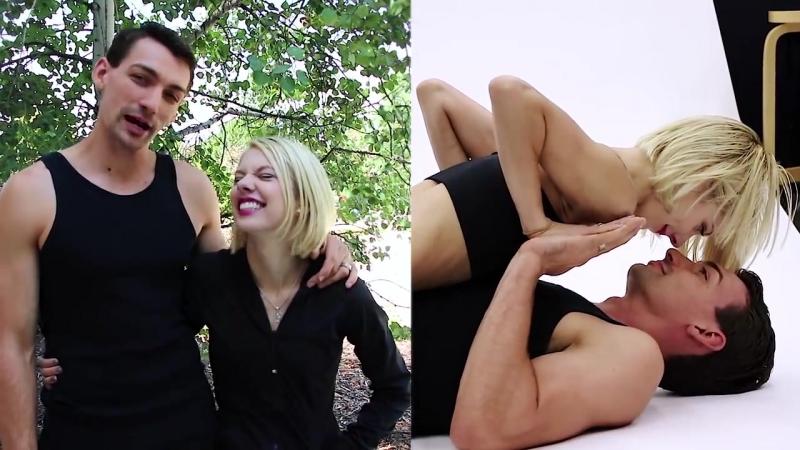 ShowMeHealthy Tips from Alexa and Chris Scimeca and Madison Chock and Evan Bates