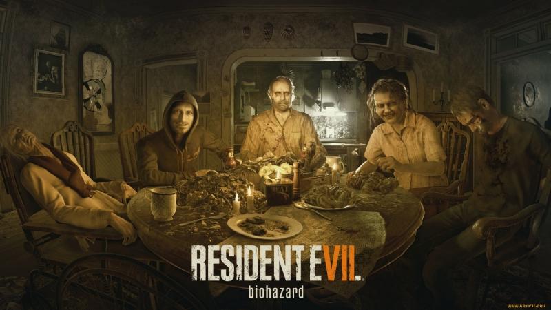 Resident Evil VII 3