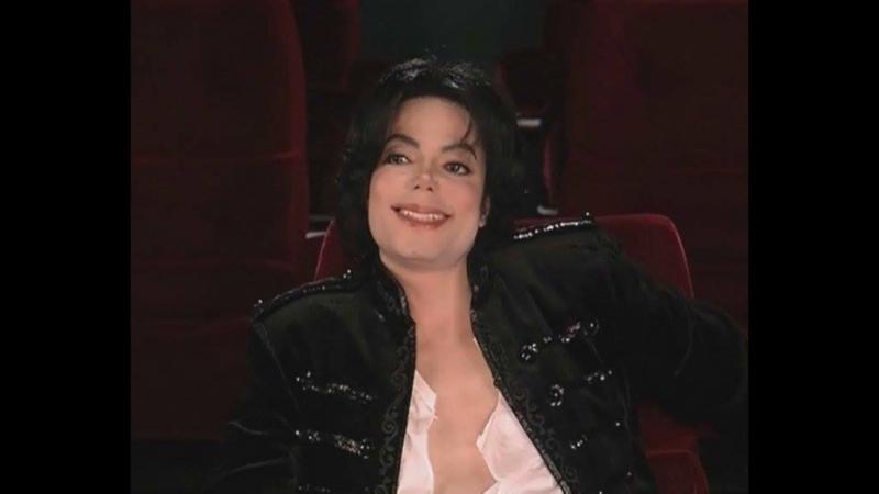 Майкл Джексон Интервью 2003 Домашний архив короля русская озвучка HQ Корпорация Мунволкер