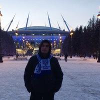 Анкета Виталий Алексашин