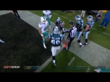 Christian McCaffreys 2 TD Game vs. Miami! _ Dolphins vs. Panthers _ Wk 10 Player Highlights
