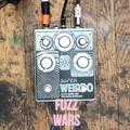 Gerard Way on Instagram JPTR FX Super Weirdo Glitch Super Fuzz Time Modulation Unit.