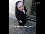 Ма шаа Аллах ) такая красивая