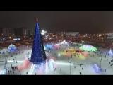 Пермь. Самый большой ледяной городок в России