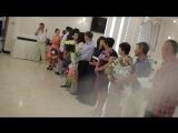 Свадьба прекрасной пары Евгений и Юлия 28.05.16
