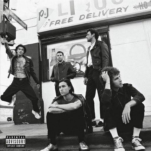 The Neighbourhood альбом The Neighbourhood (Deluxe Edition)
