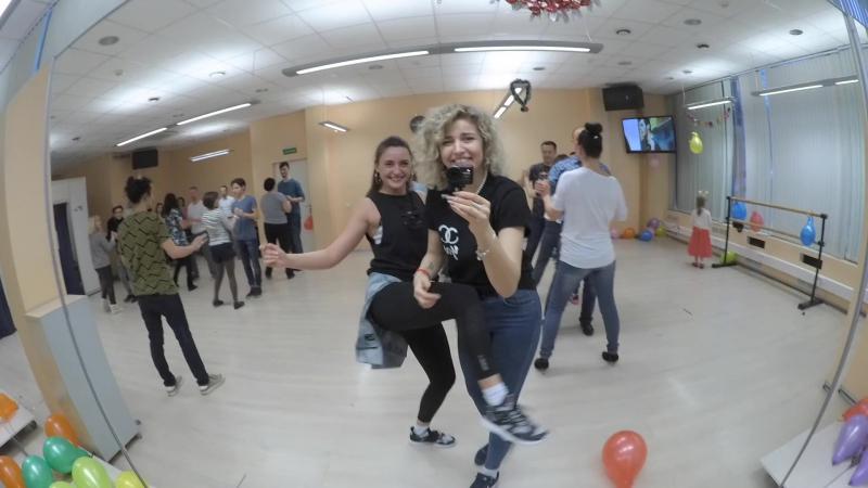 Открытие студии танца Надежды Гущиной!