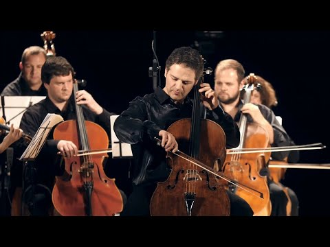 Libertango (by Astor Piazzolla) for Cello Orchestra - Metamorphose String Orchestra