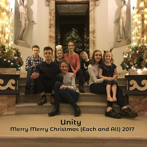 Unity альбом Merry Merry Christmas (Each and All) 2017