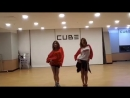 Clc dancing to 4minute's hot issue