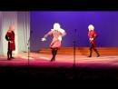 Зажигательное выступление ансамбля Кавказского танца АРТ ДЭНС.