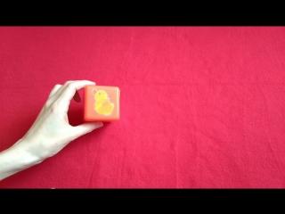 Игра Кубик звукоподражания