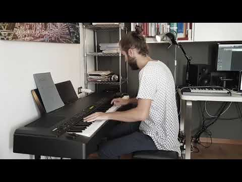 Merk Kremont - Sad Story (Out Of Luck) (PIANO COVER)