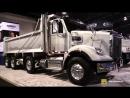 Freightliner 122 SD Conventional Chassis 2018 Truck Exterior Interior Walkaround 2018 Truckwor