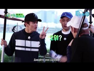 [РУС.СУБ] 180801 NCT Hot&Young Seoul Trip Ep.05