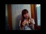 Видео-отзыв для магазина NADA Алина