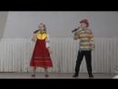 Песня КАлинка исп. Дарья Тарасян и Артём Каменев - арт. Театра песни и ВЭШС Эксклюзив