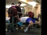 Мурад Алибегов - жим лежа 230 кг на 9