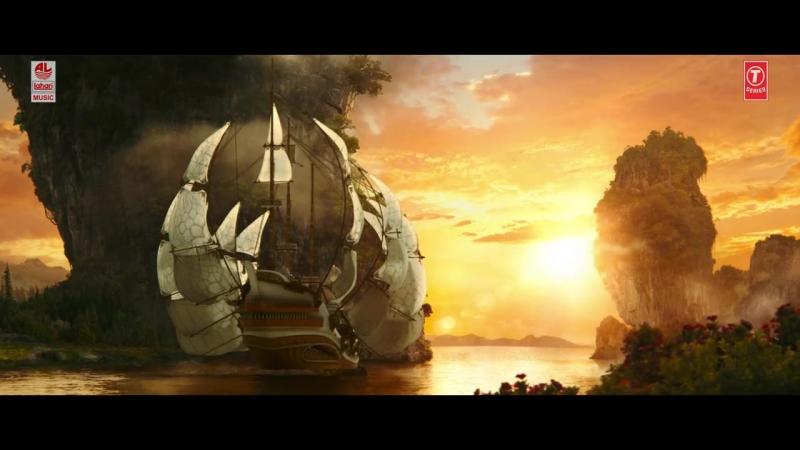 Hamsa Naava Full Video Song - Baahubali 2 - Prabhas, Anushka Shetty, Rana, Tamannaah, SS Rajamouli