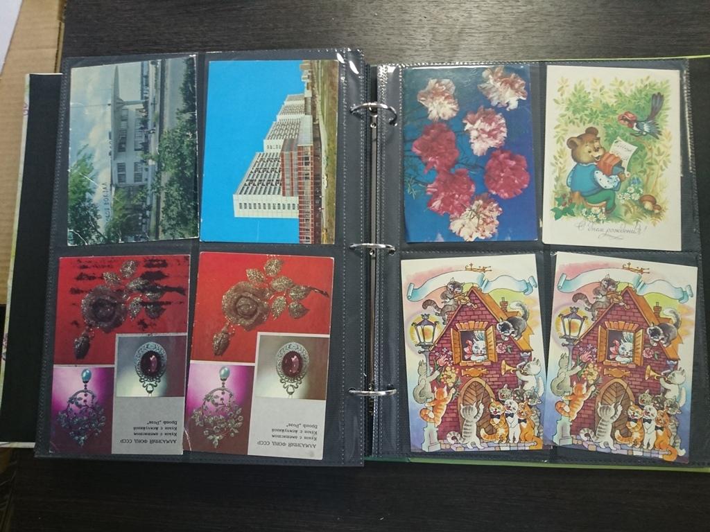 Ручной работы, коллекционных открыток