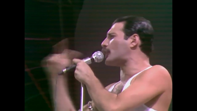 Queen - Live at LIVE AID 1985/07/13 [Best moment]