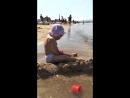 Ксюшенька на море