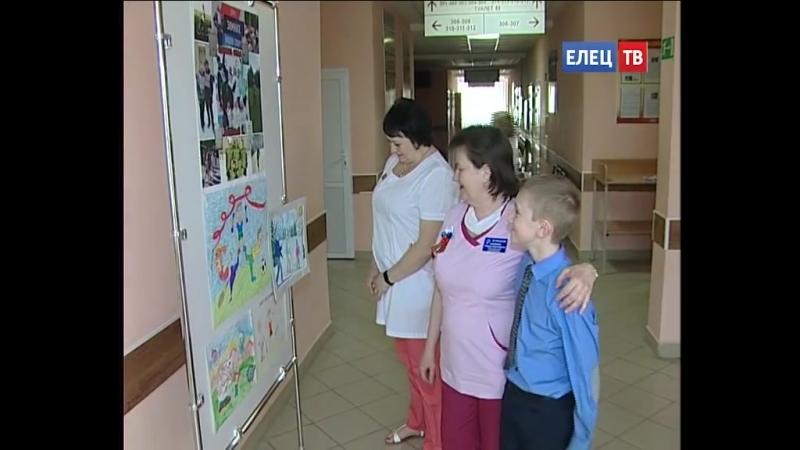 «Здоровая семья – здоровый Я». Коллектив детской больницы провёл конкурс семейны