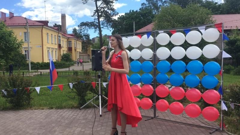 Маргарита Голубева «Россия»
