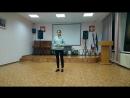 Конкурс чтецов - Гаврилова Ульяна 6 А