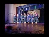Поют и танцуют ветераны с. Долматово 9 февраля.