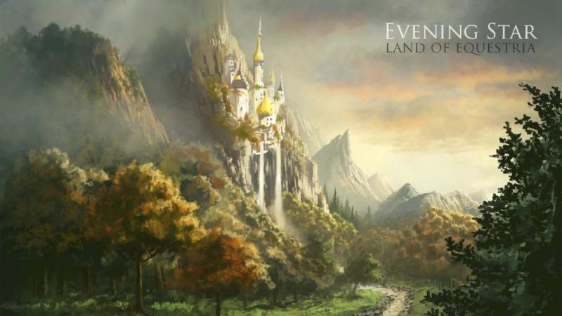 Evening Star Land of Equestria The Orchestral Anthem Земля Эквестрии